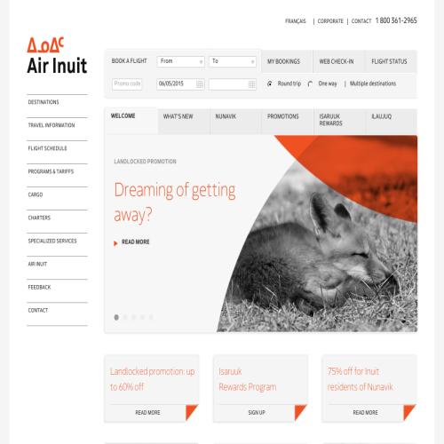 AIR INUIT LTD