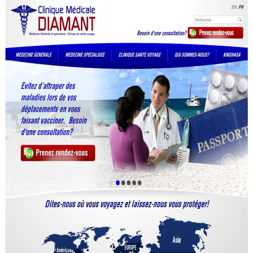 CLINIQUE MEDICAL DIAMANT