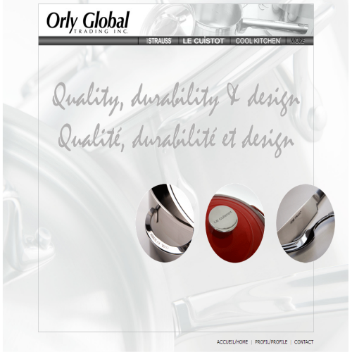 ORLY GLOBAL TRADING INC