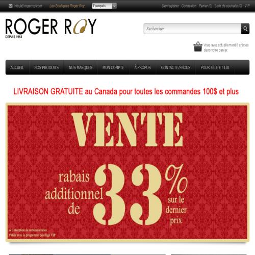 BIJOUTERIE ROGER ROY