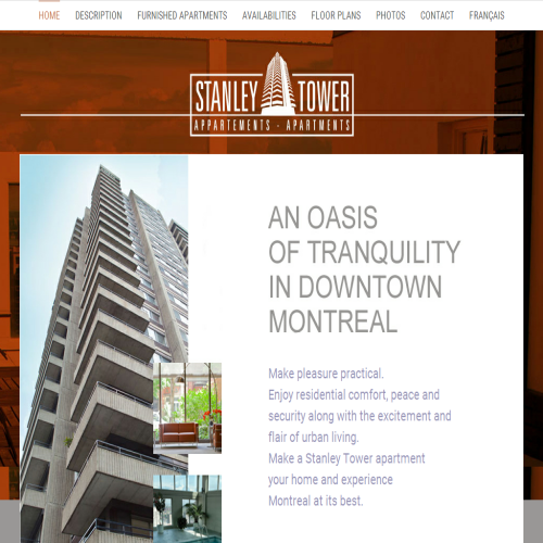 STANLEY TOWER APARTMENTS INC