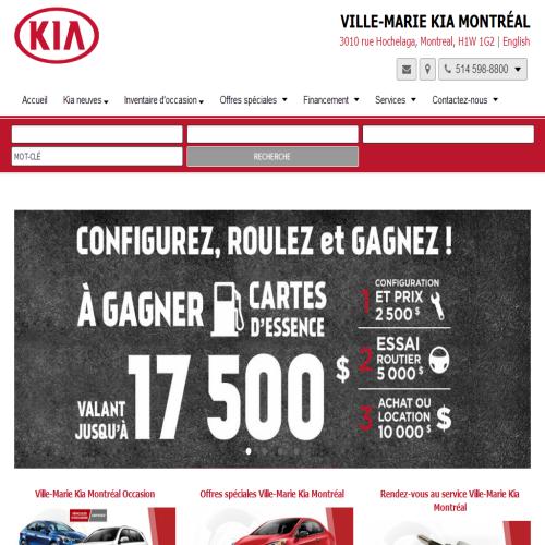 KIA AUTOMOBILES VILLE-MARIE