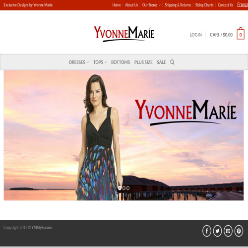 BOUTIQUE YVONNE MARIE